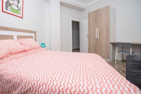 Room for rent from 23 Sep 2018 (Carrer dels Centelles, Valencia)