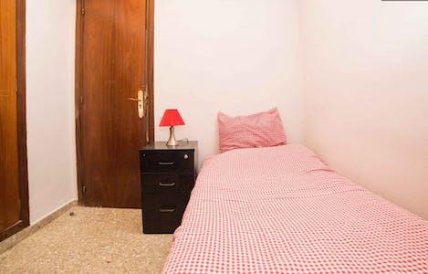Zimmer zur Miete von 31 Okt. 2018 (Carrer de Vilaragut, Valencia)
