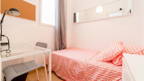 Chambre privée à partir du 05 avr. 2020 (Carrer d'Alcoi, Valencia)