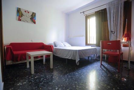 Room for rent from 15 Sep 2018 (Carrer de Guillem de Castro, Valencia)