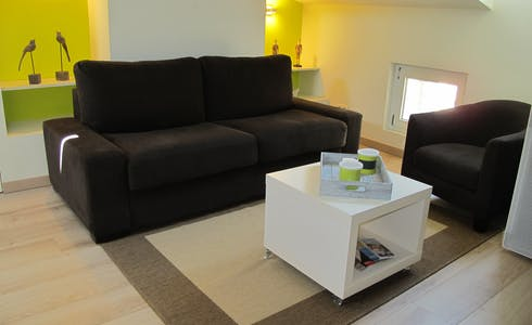 Apartment for rent from 01 Feb 2018 till 31 Aug 2018 (Rue des Faures, Bordeaux)