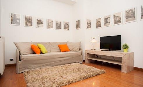 Appartamento in affitto a partire dal 08 mag 2018 (Via Digione, Milano)