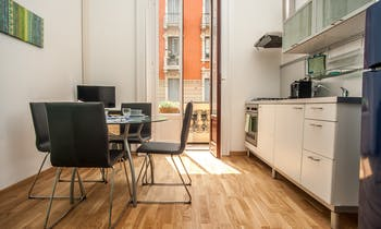 Appartement te huur vanaf 23 jul. 2018 (Via Carlo Goldoni, Milano)