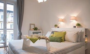 Apartment for rent from 01 Sep 2018 (Via Nicola Antonio Porpora, Milano)