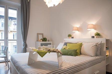 Wohnung zur Miete von 14 Juli 2019 (Via Nicola Antonio Porpora, Milano)