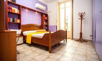 Appartement te huur vanaf 31 aug. 2018 (Via delle Leghe, Milano)