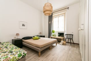 Apartment for rent from 31 Mar 2019 (Via Costanza, Milano)