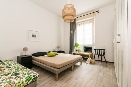 Apartment for rent from 01 Jul 2018 (Via Costanza, Milano)