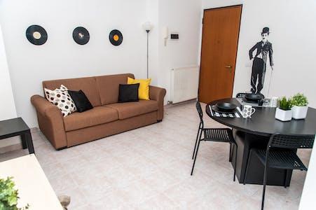 Appartement te huur vanaf 03 jun. 2018 (Via Digione, Milano)