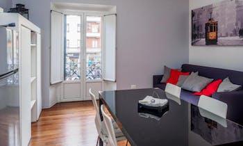 Apartamento de alquiler desde 06 ago. 2018 (Via Marghera, Milano)
