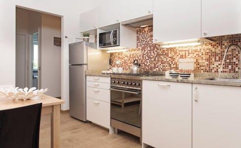 Appartement te huur vanaf 26 apr. 2018 (Via Gaetano Strambio, Milano)