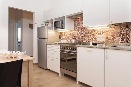 Appartement te huur vanaf 01 Aug 2019 (Via Gaetano Strambio, Milano)