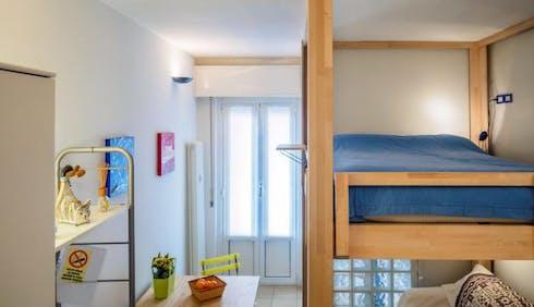 Apartment for rent from 11 Jul 2019 (Via Giacomo Zanella, Milano)