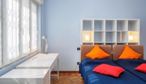 Apartamento de alquiler desde 01 Aug 2019 (Via Grosseto, Milano)
