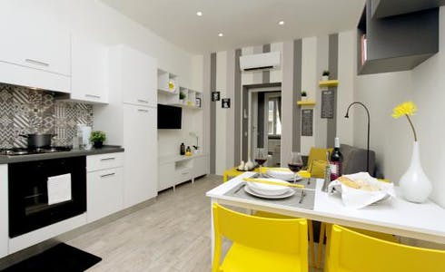 Appartement te huur vanaf 02 sep. 2019 (Via Luigi Pasteur, Milano)