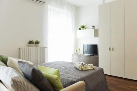 Apartment for rent from 01 Aug 2019 (Via Paolo Maspero, Milano)
