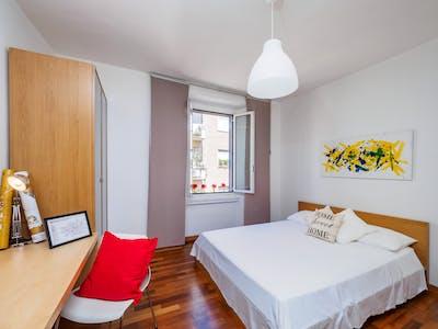 Appartement te huur vanaf 01 aug. 2020 (Via Panfilo Castaldi, Milano)