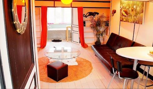 Apartamento de alquiler desde 18 Jul 2019 (Rue de Brigode, Lille)
