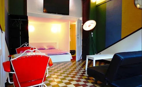 Apartment for rent from 17 Jan 2018 (Rue de Brigode, Lille)