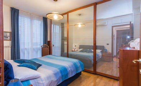 整套公寓租从01 2月 2018 (Via Gianfranco Zuretti, Milano)