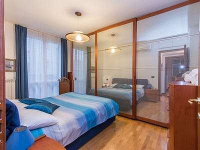 Appartement te huur vanaf 31 jul. 2019 (Via Gianfranco Zuretti, Milano)