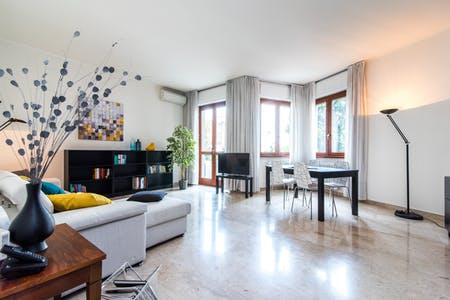 Apartment for rent from 03 Jan 2019 (Via Costanza, Milano)