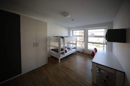 Mehrbettzimmer zur Miete ab 27 Feb. 2020 (Baierbrunner Straße, München)