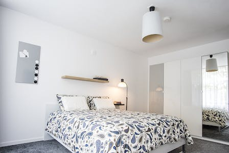 Room for rent from 21 Aug 2018 (Dordtselaan, Rotterdam)