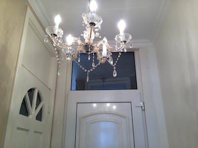Room for rent from 31 Jan 2018  (Korbootstraat, The Hague)