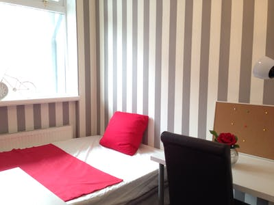 Room for rent from 01 Jul 2019 (Korbootstraat, The Hague)