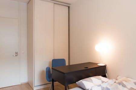 Room for rent from 22 Jun 2018 (Neulapadontie, Helsinki)