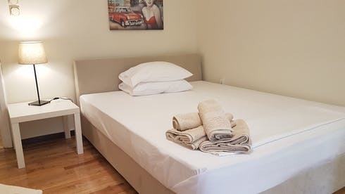 Private room for rent from 15 Sep 2020 (Tinou, Athens)