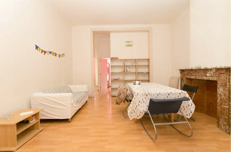 Room for rent from 01 Sep 2018 (Boulevard Géneral Jacques, Ixelles)