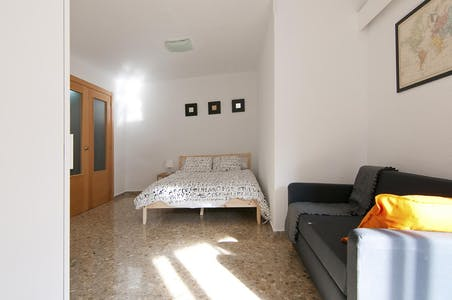 Stanza privata in affitto a partire dal 22 feb 2019 (Carrer de l'Ermita, Valencia)
