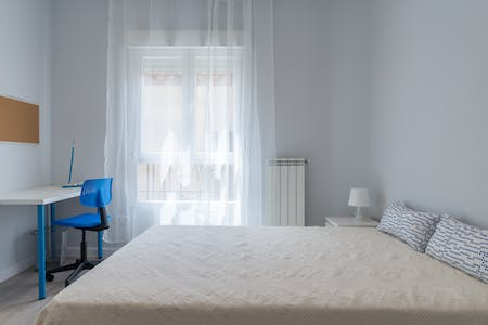 Room for rent from 01 Dec 2018 (Calle Montserrat, Madrid)