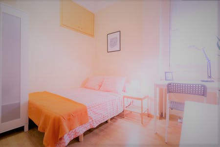Room for rent from 02 Jul 2018  (Carrer d'Alcoi, Valencia)