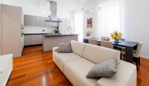 Apartment for rent from 01 Jul 2019 (Via Paracelso, Milano)