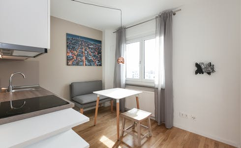 Apartment for rent from 01 Aug 2018 (Köpenicker Straße, Berlin)