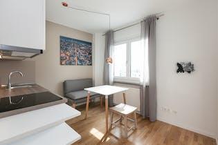 Appartement te huur vanaf 01 jan. 2020 (Köpenicker Straße, Berlin)