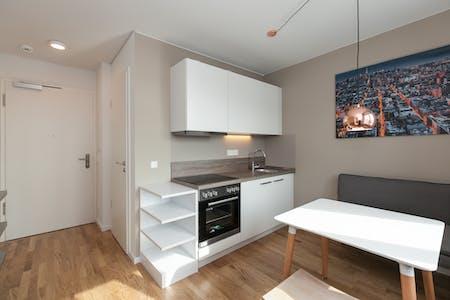 Appartement à partir du 16 août 2018 (Köpenicker Straße, Berlin)