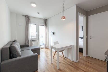 Apartment for rent from 19 Mar 2018 (Köpenicker Straße, Berlin)