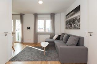 Appartement te huur vanaf 29 jul. 2019 (Köpenicker Straße, Berlin)