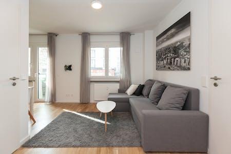 Appartement à partir du 22 Aug 2019 (Köpenicker Straße, Berlin)