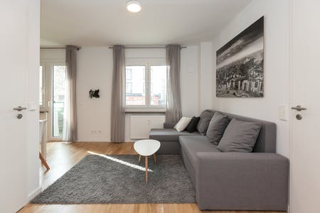 Exceptional Apartment For Rent From 31 Jul 2018 (Köpenicker Straße, Berlin)