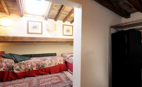 Wohnung zur Miete von 01 Aug. 2018 (Lungarno Amerigo Vespucci, Florence)