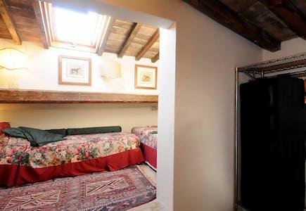 Apartamento para alugar desde 01 jul 2019 (Lungarno Amerigo Vespucci, Florence)