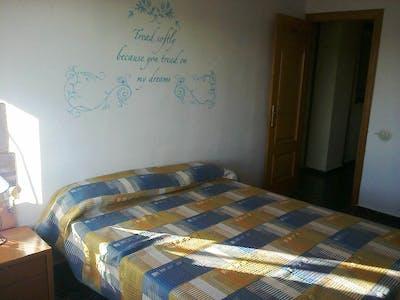 Zimmer zur Miete von 01 jan 2018  (Carrer de Campoamor, Valencia)