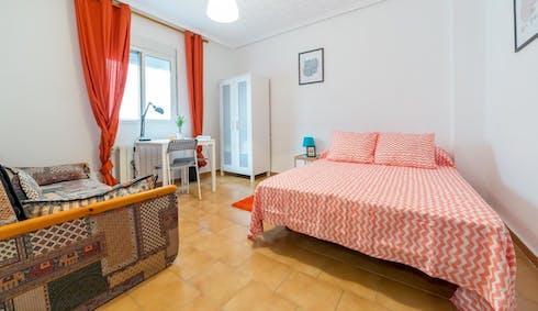 Zimmer zur Miete von 31 Juli 2018 (Carrer de la Ciutat de Mula, Valencia)