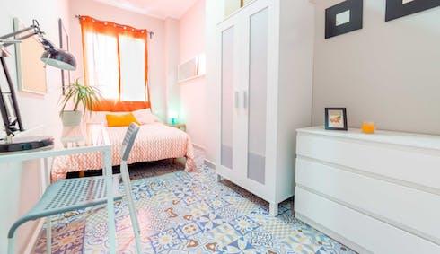 Habitación de alquiler desde 30 jun. 2018 (Carrer del Comte d'Altea, Valencia)