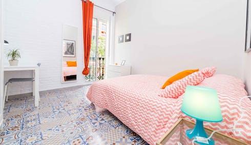 Zimmer zur Miete von 30 Juni 2018 (Carrer del Comte d'Altea, Valencia)